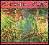 Colombia SG 2171 (1998)