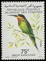 Cl: Madagascar Bee-eater (Merops superciliosus)(Repeat for this country)  SG 338 (1979) 175