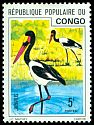 Cl: Saddle-billed Stork (Ephippiorhynchus senegalensis) SG 534 (1976) 35