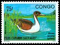 Cl: Northern Pintail (Anas acuta) <<pilet>> (Out of range)  SG 1255 (1991) 60