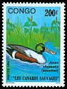 Cl: Northern Shoveler (Anas clypeata)(Out of range)  SG 1257 (1991) 140