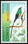 Cl: Pygmy Sunbird (Hedydipna platura)(Out of range)  new (1993)