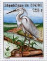 Cl: Little Egret (Egretta garzetta) <<Aigrette garzetta>> (I do not have this stamp)  SG 1491 (2001)