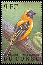 Cl: Village Weaver (Ploceus cucullatus)(Repeat for this country)  SG 1617a4 (2000)