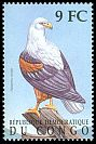 Cl: African Fish-Eagle (Haliaeetus vocifer) SG 1617b3 (2000)
