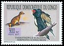 Cl: Bateleur (Terathopius ecaudatus)(I do not have this stamp)  new (2011)  [7/32]
