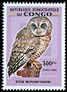 Cl: African Wood-Owl (Strix woodfordii)(not catalogued)  (2007)
