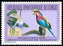 Cl: Lilac-breasted Roller (Coracias caudata) <<Rollier a longs brins>>  new (2011)