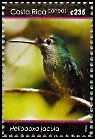 Cl: Green-crowned Brilliant (Heliodoxa jacula) SG 1846 (2007)  [4/33]