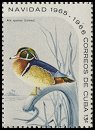 Cl: Wood Duck (Aix sponsa) SG 1292b (1965) 375