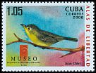 Cl: Cuban Vireo (Vireo gundlachii)(Endemic or near-endemic)  SG 5220 (2008)