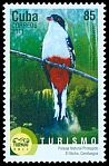 Cl: Cuban Trogon (Priotelus temnurus)(Endemic or near-endemic)  new (2011)