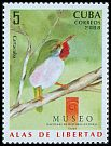 Cl: Cuban Tody (Todus multicolor)(Endemic or near-endemic)  SG 5213 (2008)