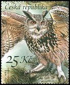 Cl: Eurasian Eagle-Owl (Bubo bubo)(Repeat for this country)  SG 813d (2015)