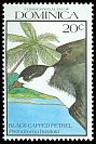 Cl: Black-capped Petrel (Pterodroma hasitata)(Repeat for this country)  SG 1365 (1990) 45