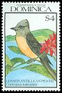 Cl: Lesser Antillean Pewee (Contopus latirostris)(Repeat for this country)  SG 1370 (1990) 325