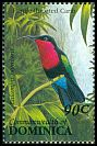 Cl: Purple-throated Carib (Eulampis jugularis)(Repeat for this country)  SG 1678 (1993) 70