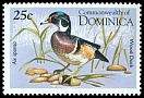 Cl: Wood Duck (Aix sponsa)(Out of range)  SG 1938 (1995) 10