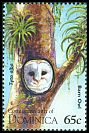 Cl: Barn Owl (Tyto alba)(Repeat for this country)  SG 1944 (1996) 30
