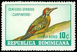 Dominican Republic <<Carpintero>> SG 932 (1964)