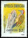 Dominican Republic <<Carpintero>> SG 1981 (1996)
