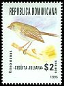 Dominican Republic <<Ciguita Juliana>> SG 1986 (1996)