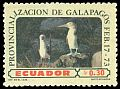 Cl: Blue-footed Booby (Sula nebouxii)(Endemic or near-endemic)  SG 1524 (1973) 70