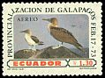 Cl: Blue-footed Booby (Sula nebouxii) SG 1530 (1973) 80