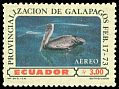 Cl: Brown Pelican (Pelecanus occidentalis) SG 1531 (1973) 100