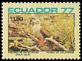 Cl: Red-footed Booby (Sula sula) <<Piquero de patas rojas>>  SG 1687 (1977) 75