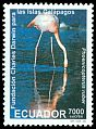 Cl: Caribbean Flamingo (Phoenicopterus ruber)(Repeat for this country)  SG 2346 (1999)
