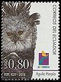 Cl: Harpy Eagle (Harpia harpyja) <<Aguila Harpia>> (Repeat for this country)  new (2006)