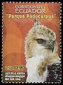 Cl: Harpy Eagle (Harpia harpyja) <<Aguila Harpia>> (Repeat for this country)  SG 2865 (2006) 575