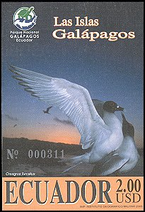 Cl: Swallow-tailed Gull (Creagrus furcatus)(Endemic or near-endemic)  SG 2759 (2005)