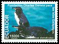 Cl: Galapagos Penguin (Spheniscus mendiculus)(Endemic or near-endemic)  SG 2364 (1999)