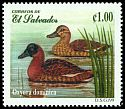 Cl: Masked Duck (Nomonyx dominica) SG 2455 (1999) 50