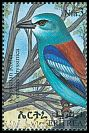 Cl: Abyssinian Roller (Coracias abyssinica) SG 406 (1998) 130