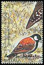 Cl: Chestnut-backed Sparrow-Lark (Eremopterix leucotis) SG 411 (1998) 130