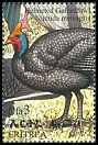 Cl: Helmeted Guineafowl (Numida meleagris) SG 418 (1998) 130