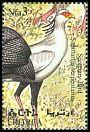 Cl: Secretarybird (Sagittarius serpentarius) SG 419 (1998) 130