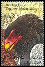 Cl: Bateleur (Terathopius ecaudatus) SG 421 (1998) 180
