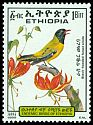 Cl: Dark-headed Oriole (Oriolus monacha)(Endemic or near-endemic)  SG 1443 (1989) 210