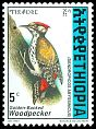 Cl: Abyssinian Woodpecker (Dendropicos abyssinicus)(Repeat for this country)  SG 1691 (1998) 10