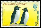 Cl: Rockhopper Penguin (Eudyptes chrysocome) SG 298 (1974) 950