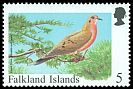 Cl: Eared Dove (Zenaida auriculata) SG 806 (1998) 10 I have 1 spare [2/13]