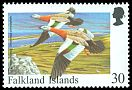 Cl: Ashy-headed Goose (Chloephaga poliocephala)(Repeat for this country)  SG 810 (1998) 60