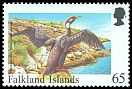 Cl: Red-legged Cormorant (Phalacrocorax gaimardi) <<Red-legged Shag>>  SG 811 (1998) 125