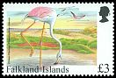 Cl: Chilean Flamingo (Phoenicopterus chilensis) SG 814 (1998) 600