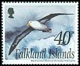 Cl: Black-browed Albatross (Thalassarche melanophris)(Repeat for this country)  SG 942 (2002)
