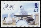 Cl: Black-browed Albatross (Thalassarche melanophris)(Repeat for this country)  SG 988 (2004)  [3/6]